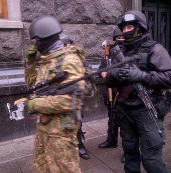 Kiev vu de Sarajevo :