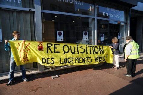 SDF, réfugiés, et mal logés l'union fait la force