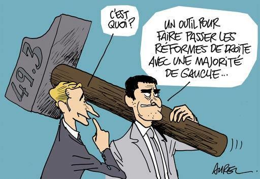 Cépad'pot. On a failli avoir la révolution