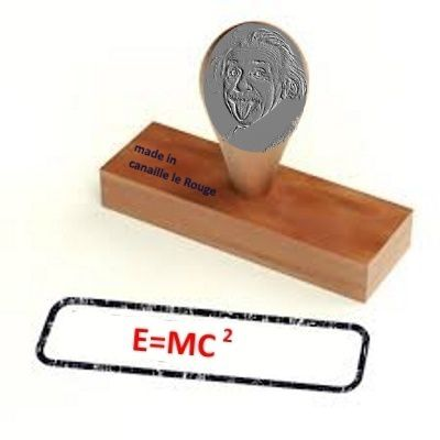 E=MC2, pot de terre et pot de fer