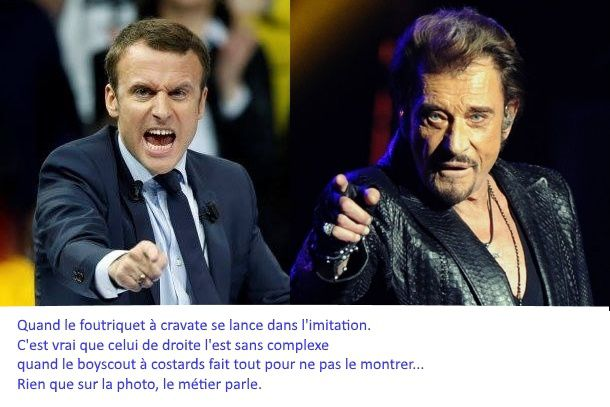 Hymne à Macron