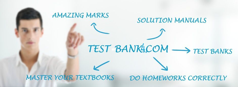 ebooks solution manuals and test banks You can download test banks and manual solutions for your textbooks from  if  you have also a private tracker for ebooks this will help also to get some free,.