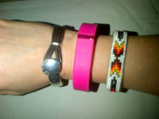 A votre avis, il est où le bracelet connecté ?