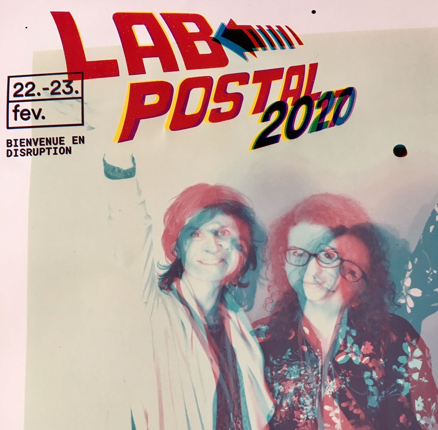 Le Lab Postal 2017 ou l'immersion de la disruption ! #LabPostal2017