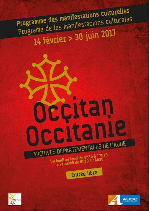 Occitan-Occitania als Archius d'Aude / Aux Archives de l'Aude