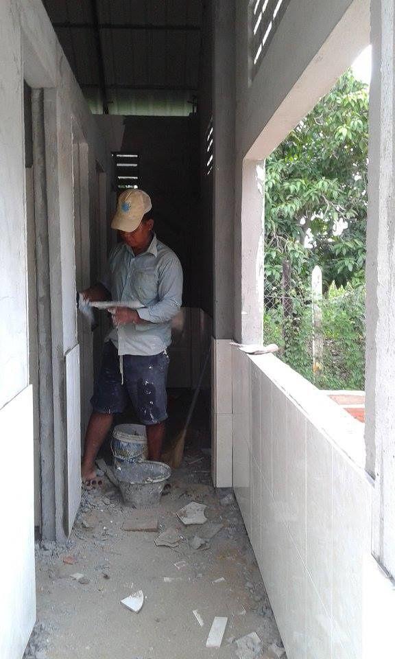 Des nouvelles de la construction du nouvel orphelinat
