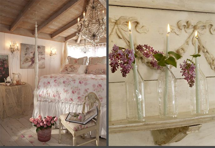 Le shabby chic ma nouvelle philosophie le petit monde for Decoration maison flamande