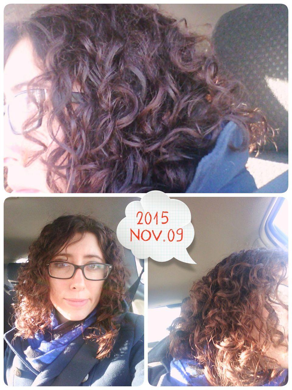 Voici le résultat sur ces derniers mois... ça change non? Et maintenant tu veux passer au naturel toi aussi? Ps: mes cheveux ne raccourcissent pas, je les coupe tout les 2 mois environ &#x3B;)