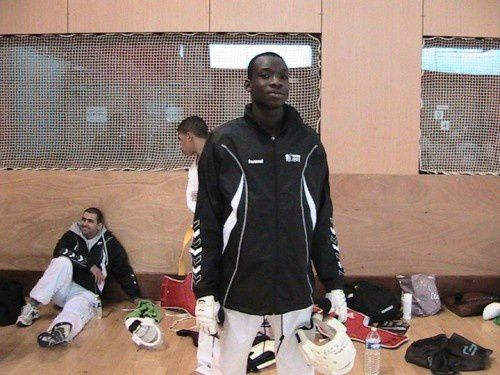Open de Marseille Moustapha Doumbia en OR !!