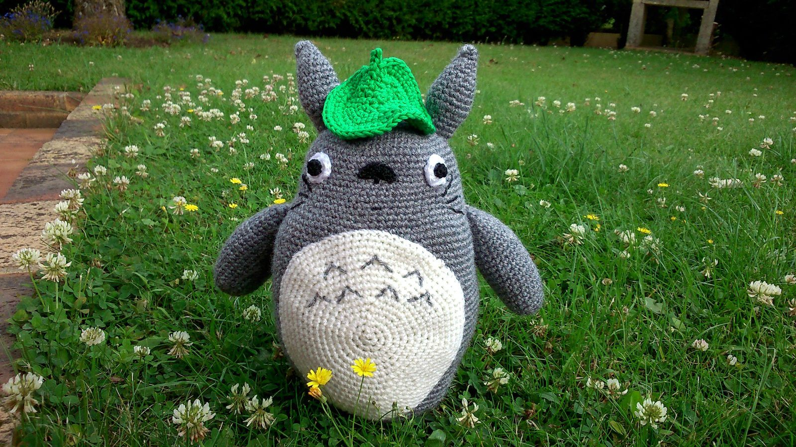 Amigurumi Tuto Totoro : Amigurumi Totoro - titellecreations.over-blog.com
