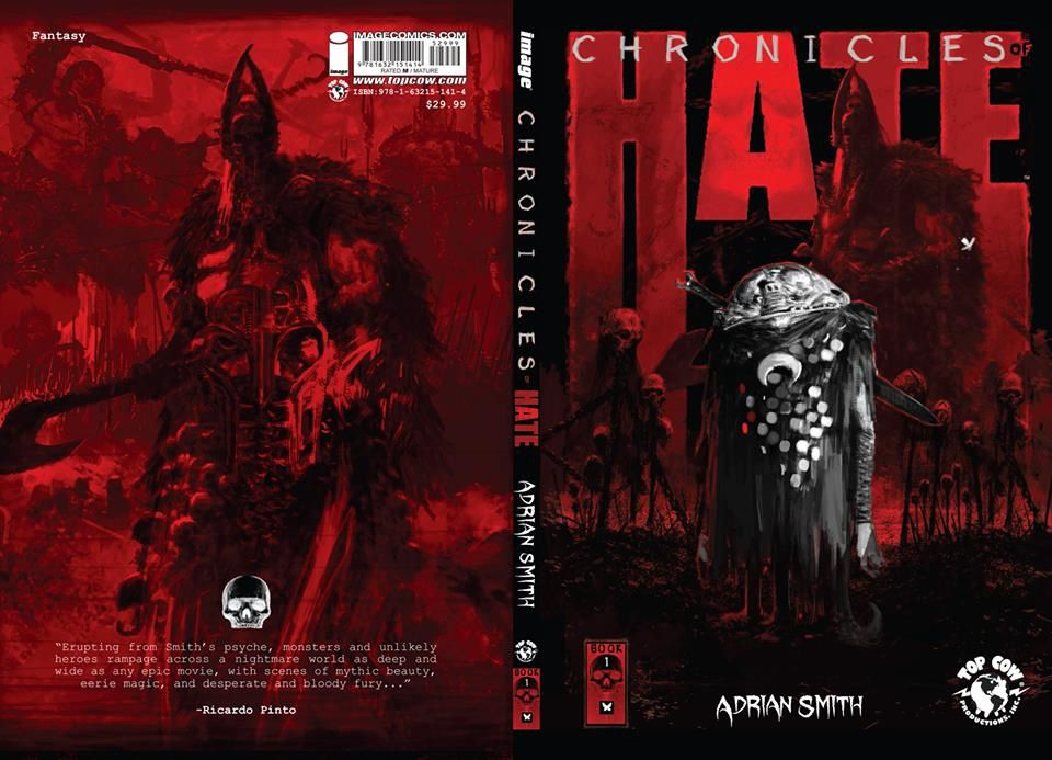 Chronicles Of Hate - Adrian Smith