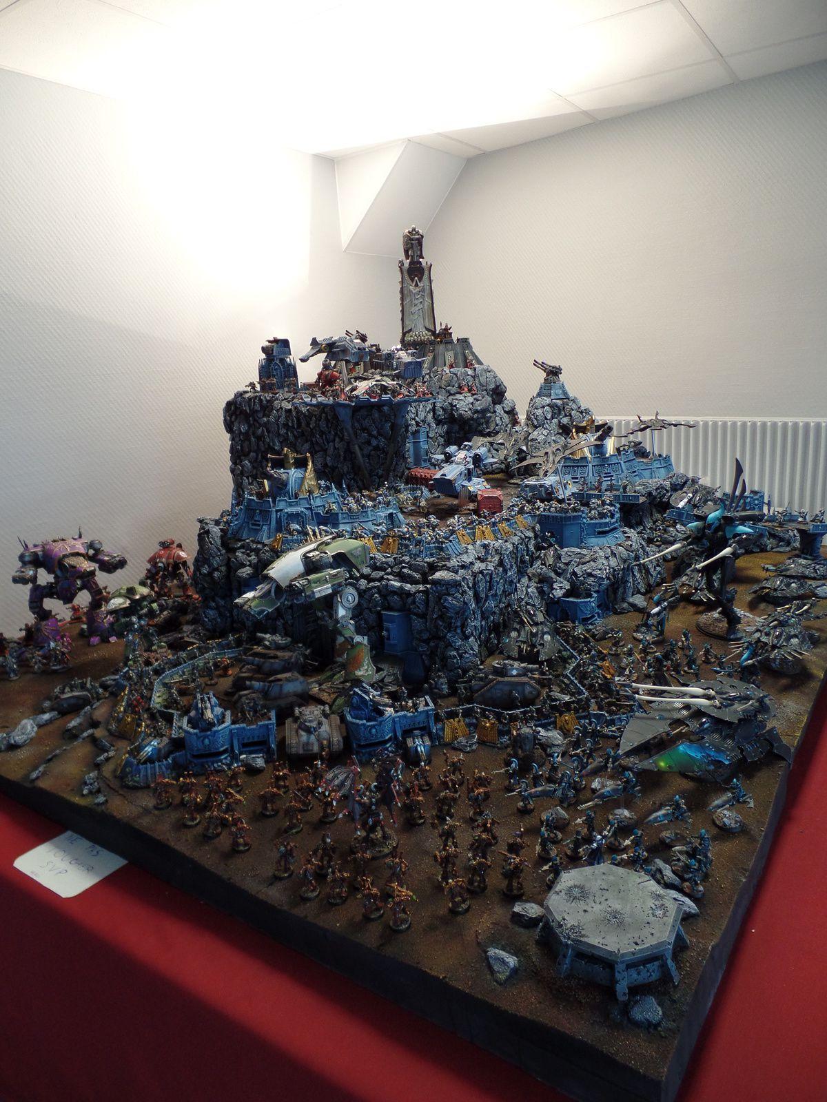 Salon de la Maquette et de la Figurine de Lorient 2016