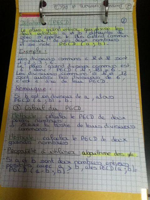 Mathématiques_PGCD