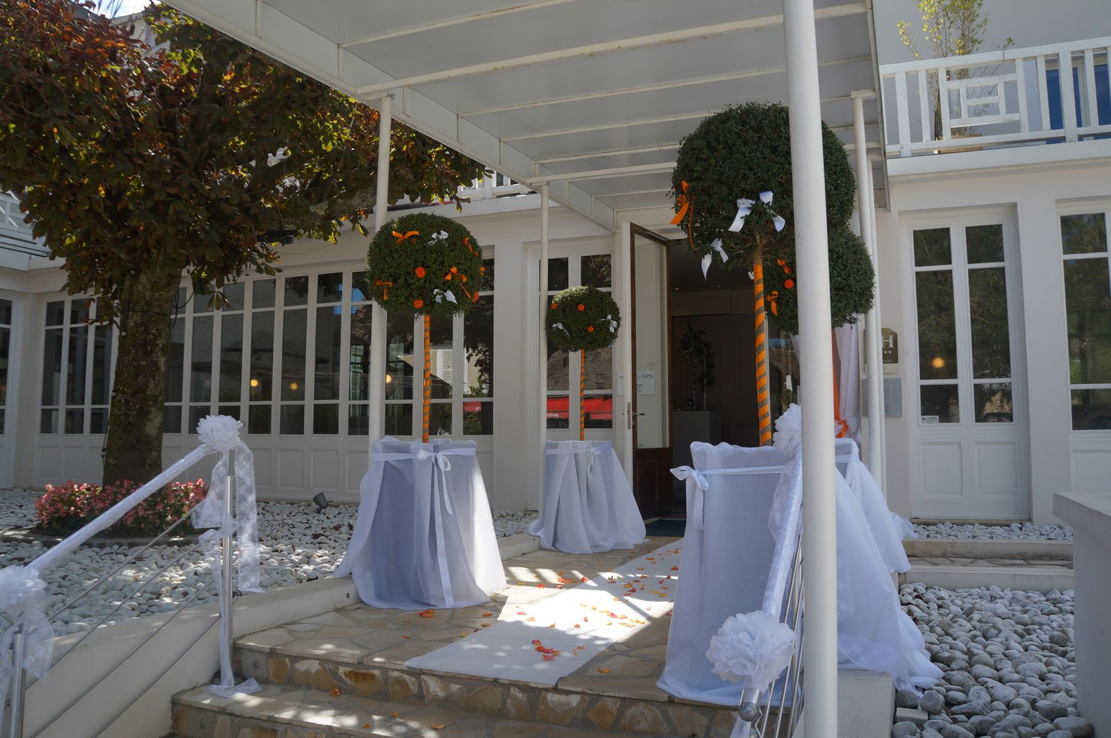 Decoratrice mariage Chateau Thierry Decoratrice mariage