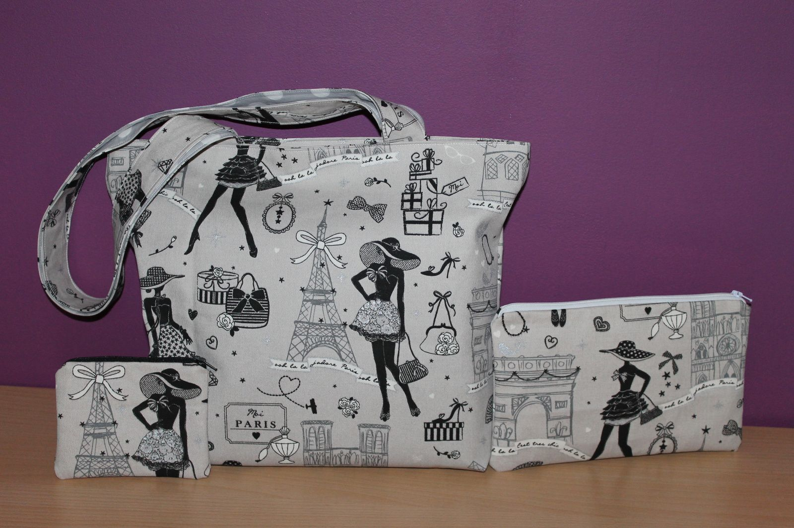 Ensemble sac à main