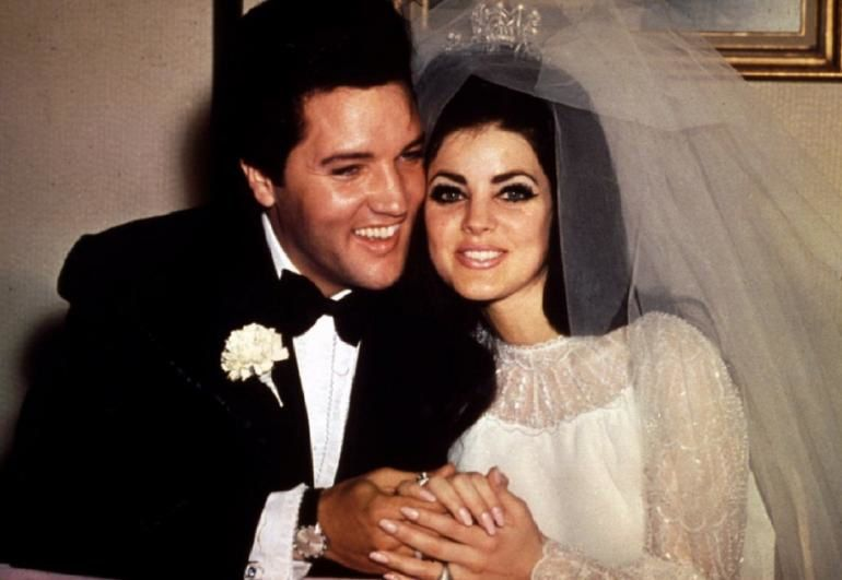 Photos Elvis-Priscilla-Lisa-Marie