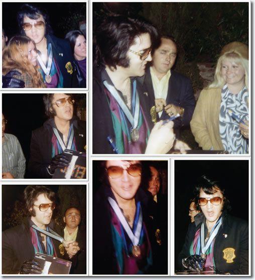 Elvis Presley 23 Avril 1971 Beverly Hills, California