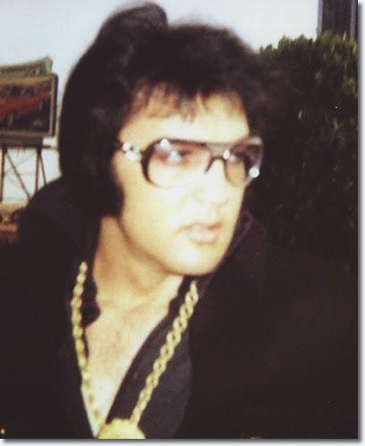 Elvis Presley le 21 Mai 1971 à Nashville