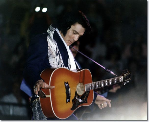 Photos Elvis Presley 1976