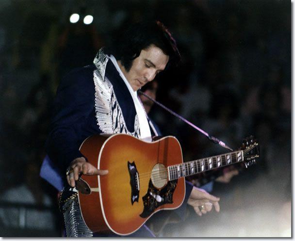 Hommage à Elvis Presley