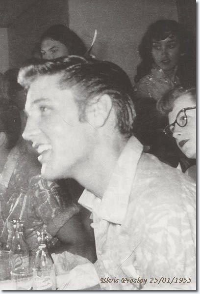 Photos Elvis Presley 1955