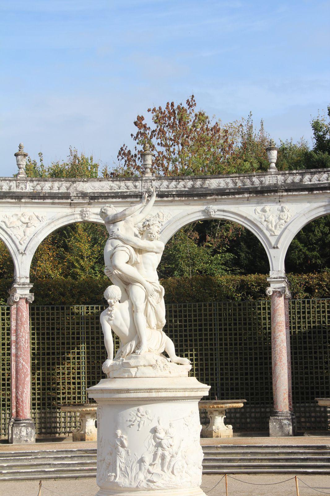 Les grandes eaux de Versailles