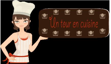 Un Tour en Cuisine, Tour 348