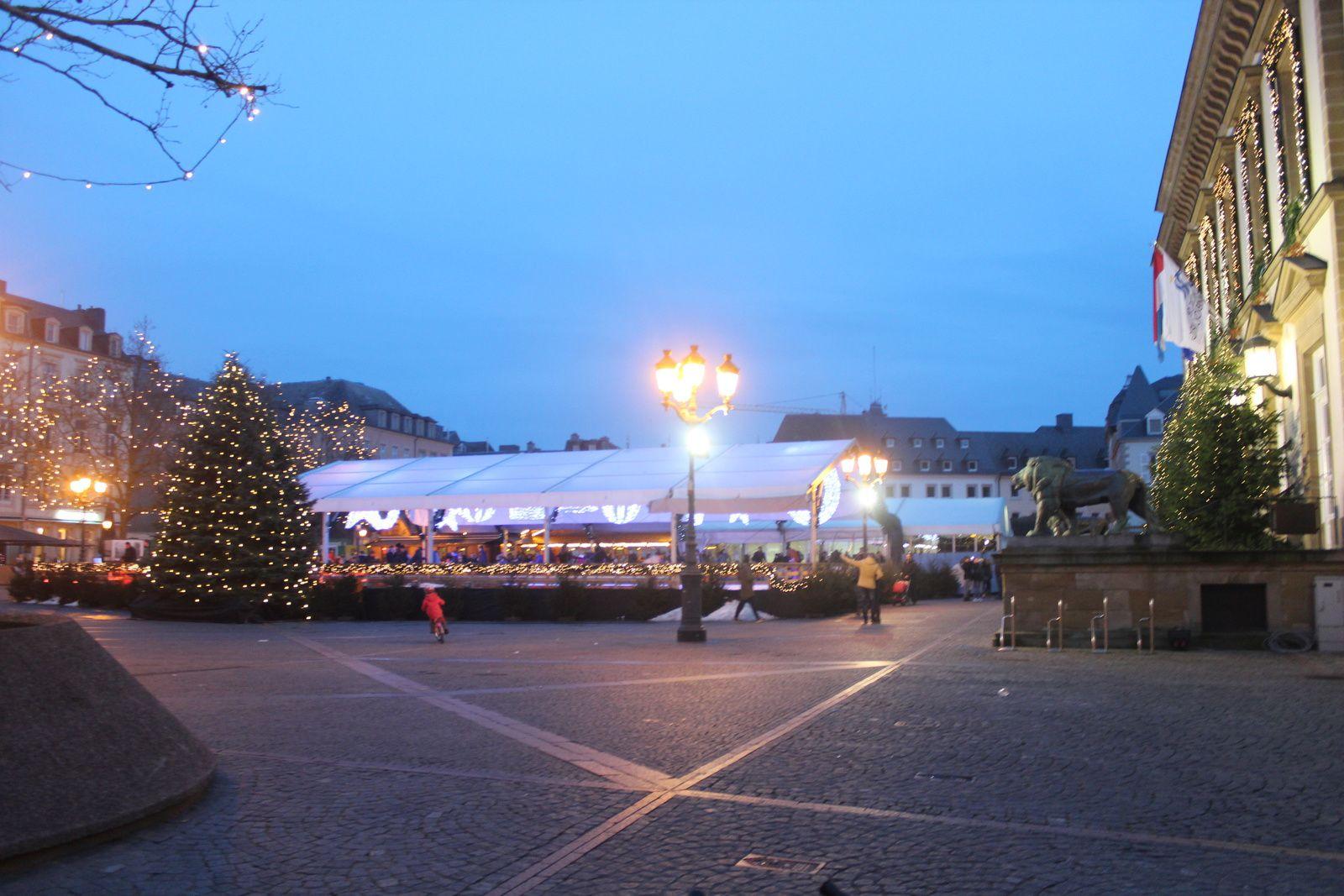 Visiting….Luxembourg (ville)…en famille