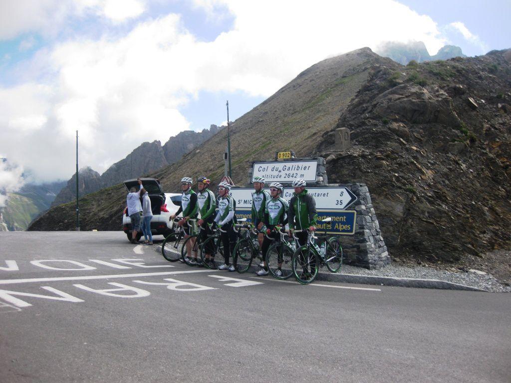 Col du Galibier - 25 aout.