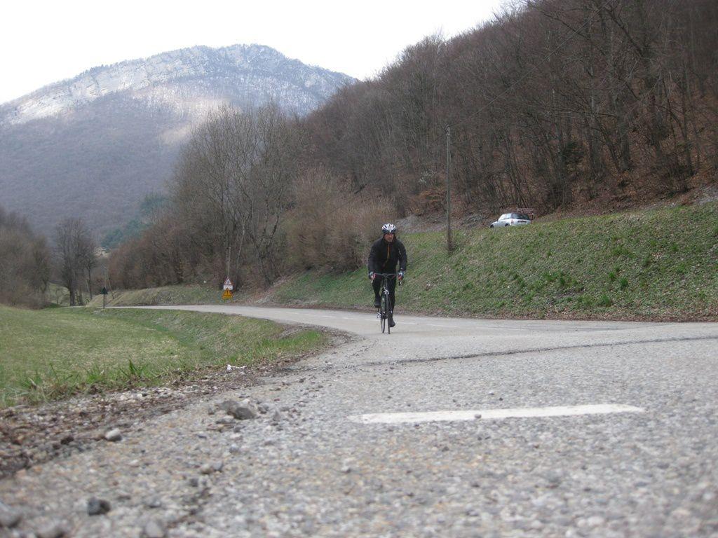 Tour du Rachais – 26 mars.