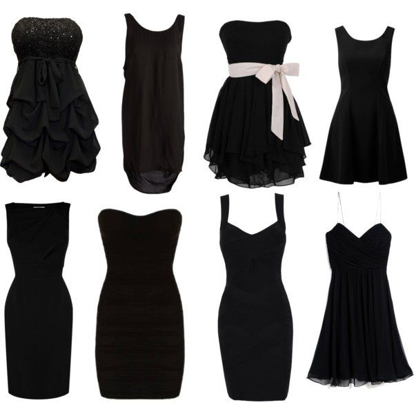 Toutes les little black dress
