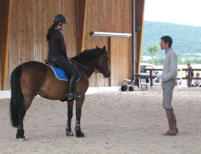 Rencontres amicales equitation