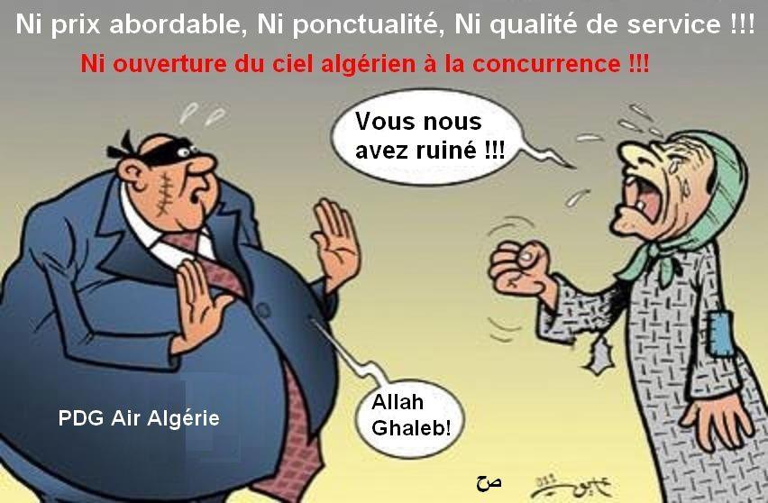 Transport vers l'Algérie : Ni prix abordable, Ni ponctualité, Ni qualité de service !