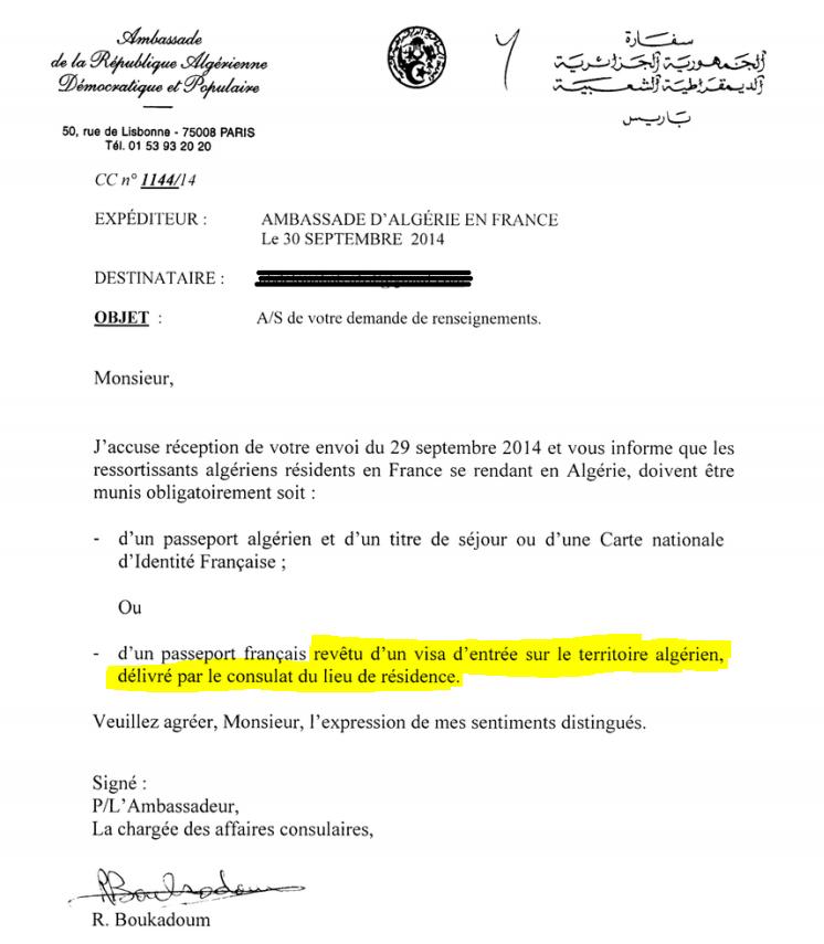 Voyages vers l'Algérie : après la cherté des billets, la galère des documents d'identité