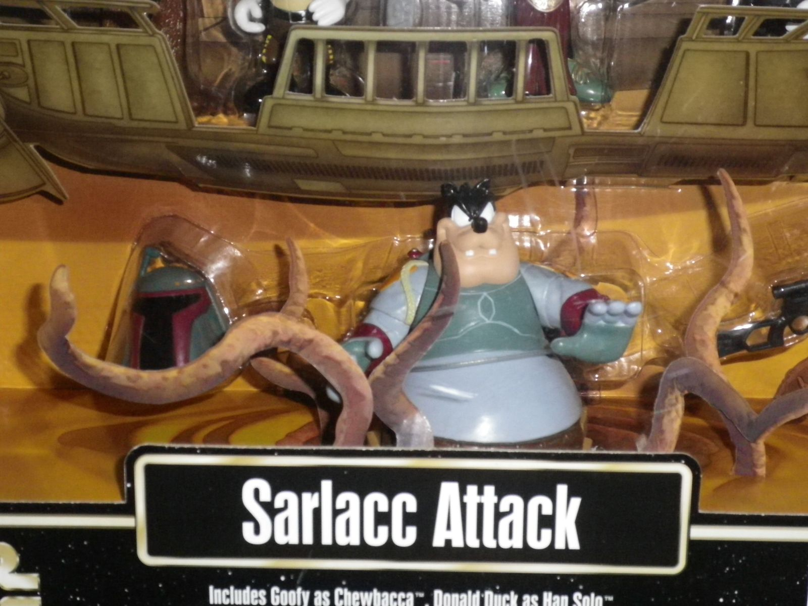Disney Star Wars SARLACC PIT