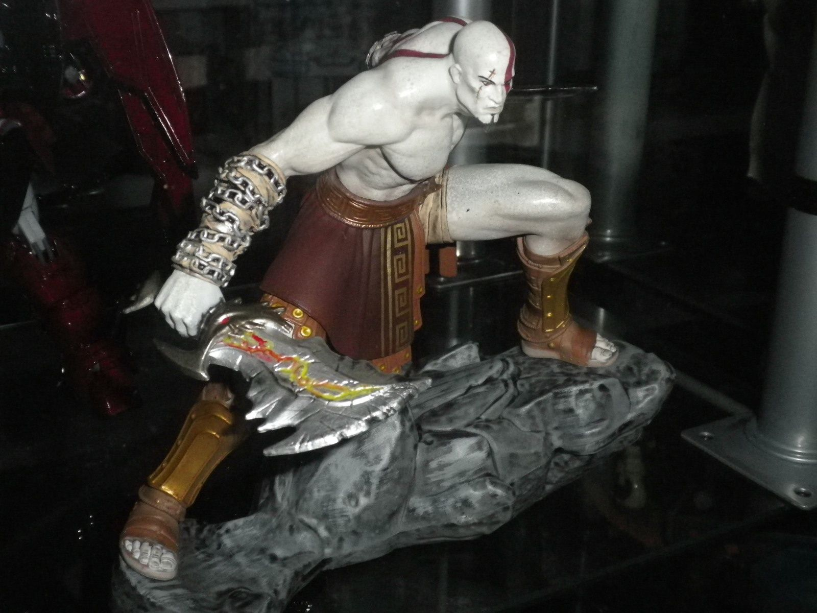 Kratos God of War Ascension