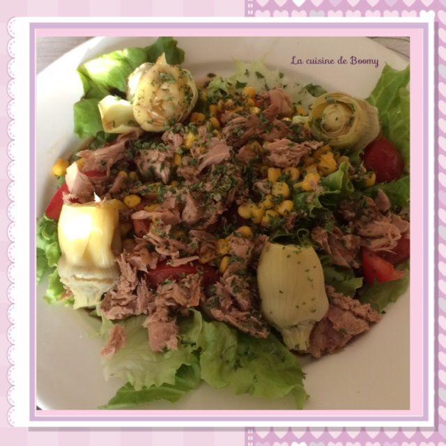Salade composée N°2