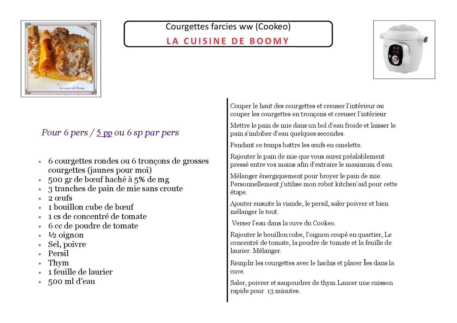 Legumes la cuisine de boomy - Cuisiner courgettes rondes ...