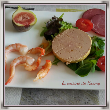 Entrees la cuisine de boomy for Entree legere et froide