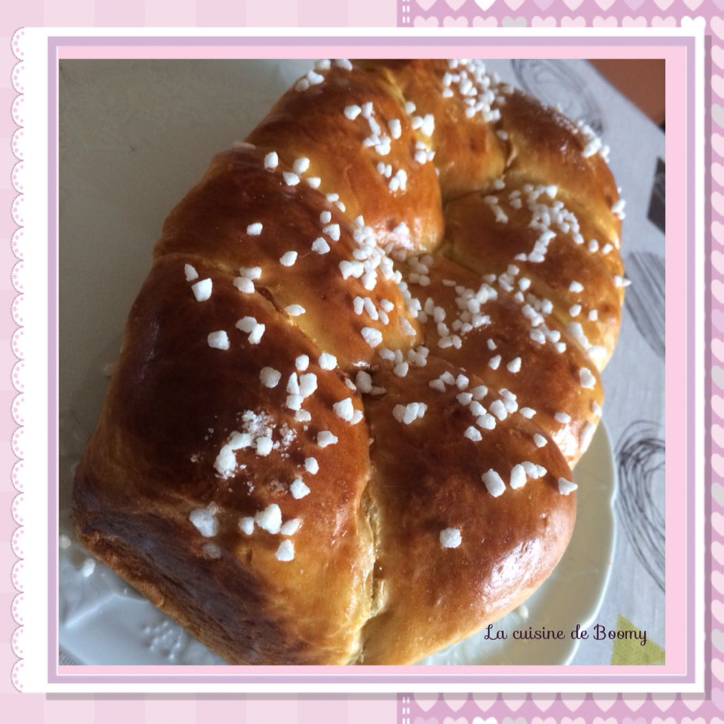 Brioche Nanterre ( Cook'in)