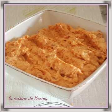 Tartinade de chorizo (Cook'in)