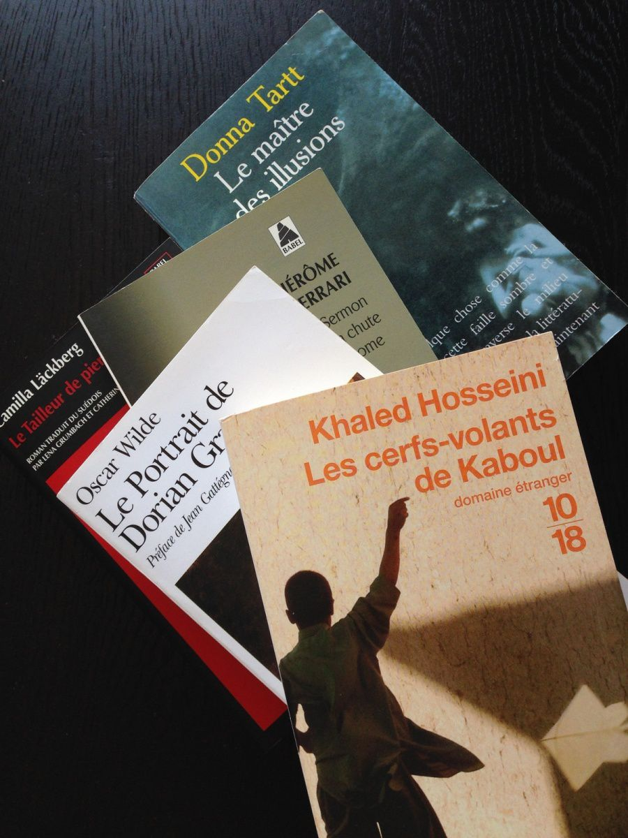 Mes lectures 2014 # 1
