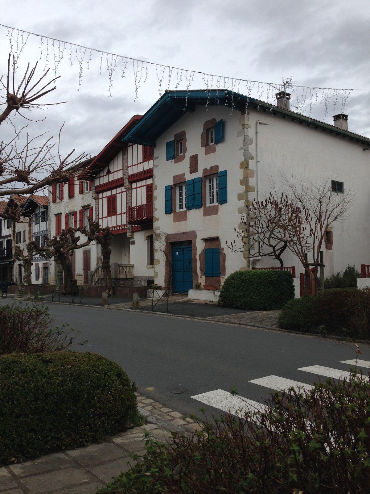 Le pays basque en famille