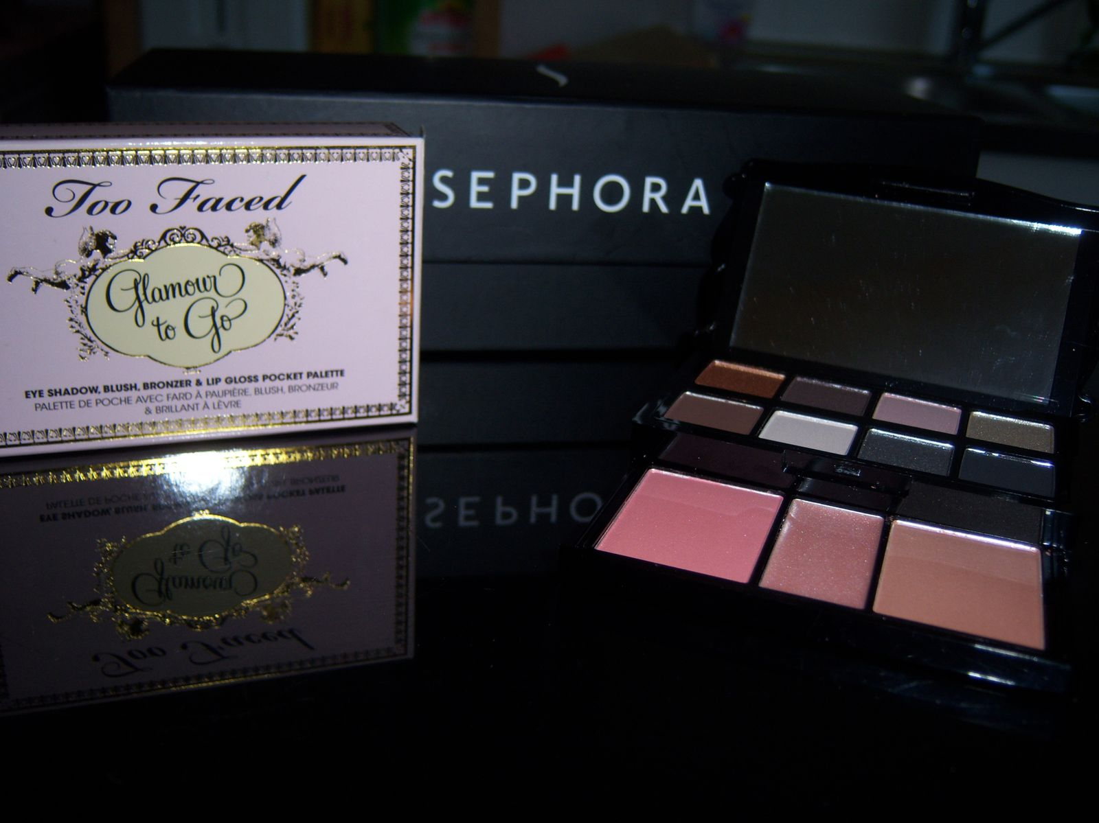 TOO FACED - MA PALETTE GLAMOUR