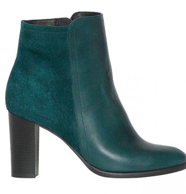 mes tendances chaussures et bottes pour cet automne - hiver