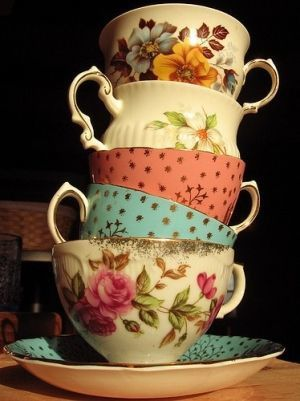 Just a cup of .......................