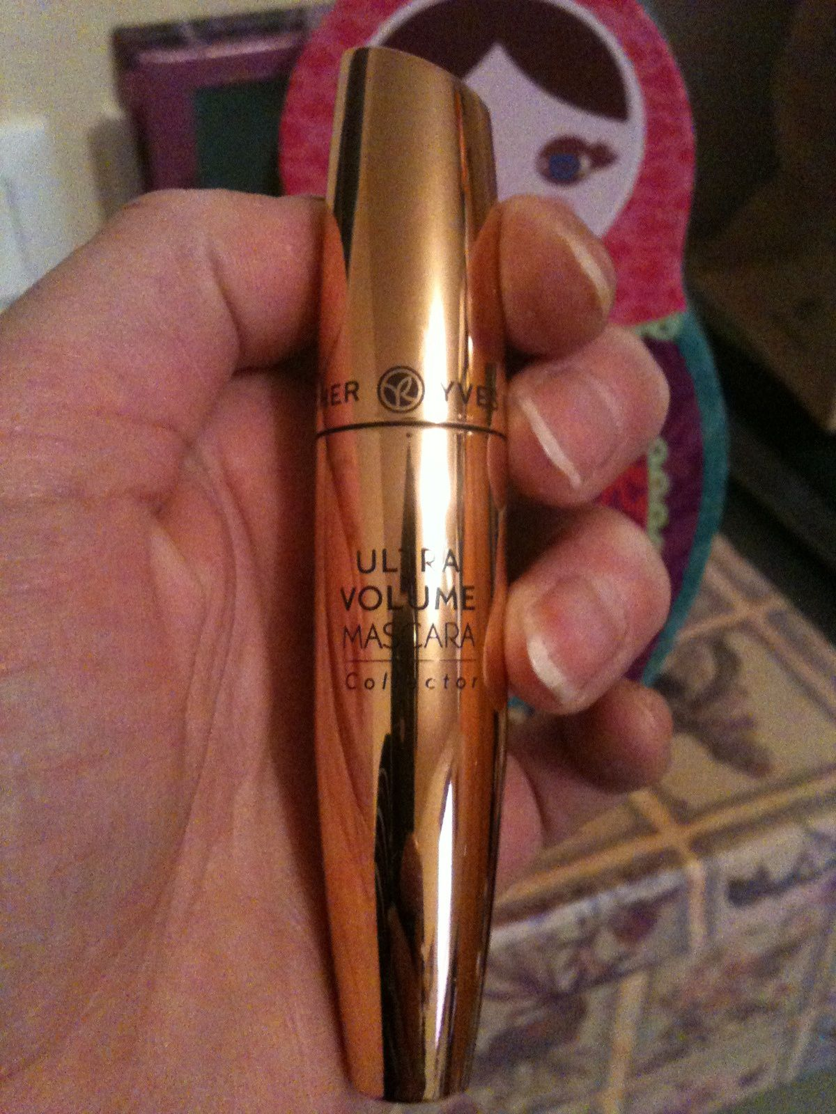 Mascara ultra volume COLLECTOR - YVES ROCHER