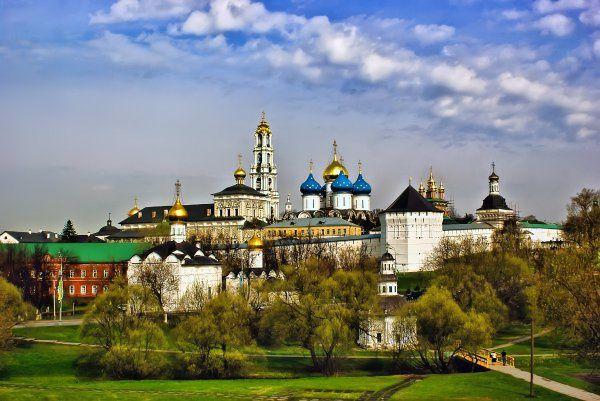 Moscou et le petit anneau d'or avec Davai - 3