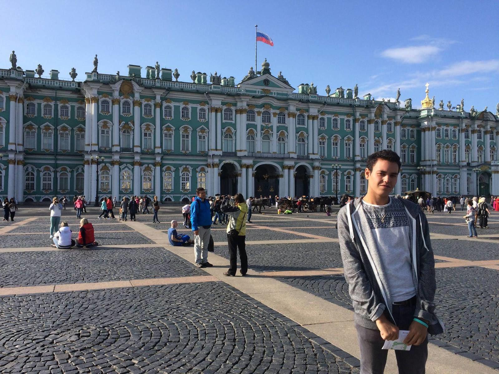 Voyage en Russie de Dylan