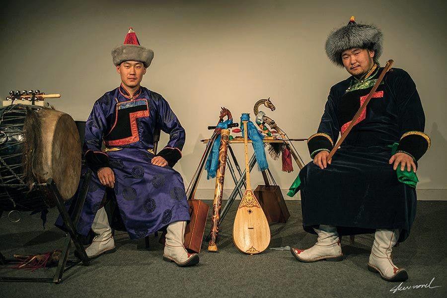 Voyage musicale au pays des chamanes